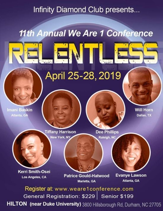 11th Annual We Are 1 Conference