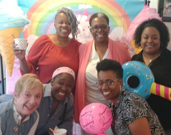 Imani MCC Friends and Family Ice Cream Social