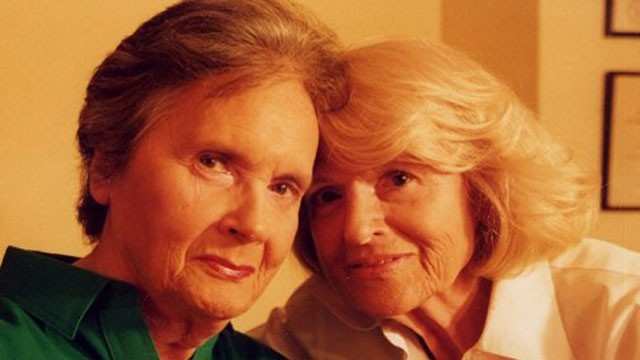 Thea Clara Spyer and Edith Windsor